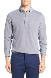 Bonobos Men's Long Sleeve Pique Polo