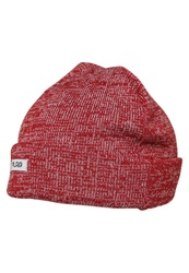Lrg Deeper Roots Hat Red Mottled Red