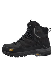 Jack Wolfskin Impulse Pro Texapore O2 Mid Walking Boots Phantom Black