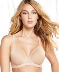 Bali One Smooth U Ultra Light Embroidered Frame Underwire Bra 3443 Nude