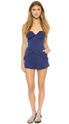 Finders Keepers In Between Days Romper Twilight