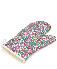 Flowers Of Liberty Betsy Liberty Print Oven Glove