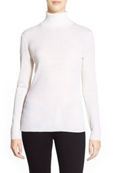 Women's Classiques Entier Ribbed Merino Wool Turtleneck