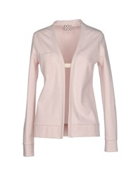 Douuod Knitwear Cardigans Women Light Pink