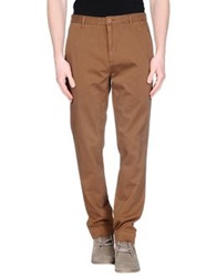 Woolrich Casual Pants Brown