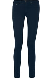 Rag And Bone Cotton Blend Leggings Blue