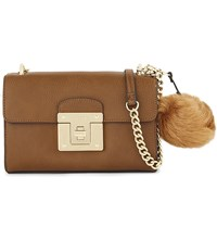Aldo Chirade Shoulder Bag Cognac
