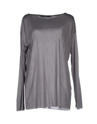 Private Lives T Shirts Grey
