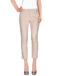 Just For You Trousers Casual Trousers Women Beige