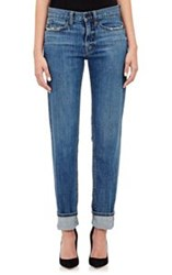 Helmut Lang Tapered Fit Jeans Colorless