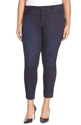 Plus Size Women's Cj By Cookie Johnson 'Wisdom' Stretch Ankle Skinny Jeans Con