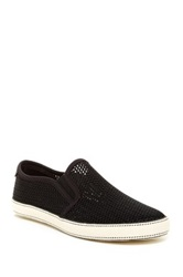 Original Penguin Espy Mesh Slip On Black