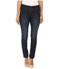 Nydj Petite Poppy Pull On Leggings Jeans In Hollywood Wash Hollywood Wash Women's Jeans Blue