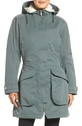 Helly Hansen Women's Kara Waterproof Parka Rock