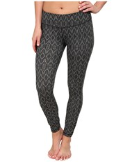Prana Misty Legging Black Baleen Women's Workout
