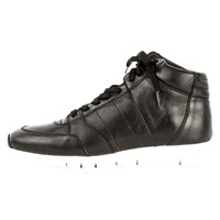 Unisa Barile Lace Up Trainers Black