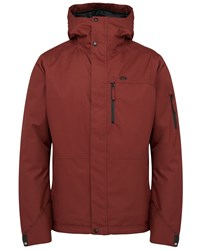 Animal Men's Technical Jacket Brown
