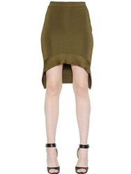 Givenchy Stretch Viscose Jersey Skirt