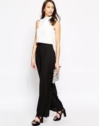 Love Palazzo Trousers Black