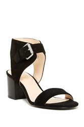 Nine West Gardenbay Ankle Strap Sandal Wide Width Available Black