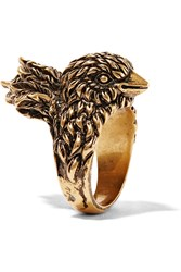 Gucci Gold Plated Ring