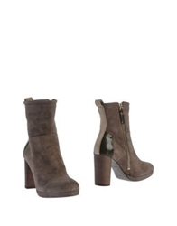 Maliparmi Ankle Boots Grey
