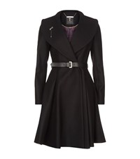 Ted Baker Laureol Belted Coat Female Black