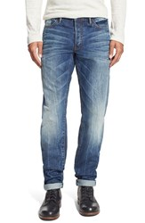 Men's Prps 'Barracuda Hisashi' Straight Leg Jeans Blue