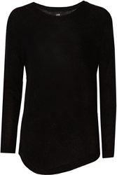 Line Imperfect Cashmere Sweater Black