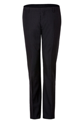 Jil Sander Wool Pants In Abyss