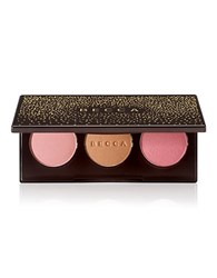 Becca Blushed Glow Palette No Color