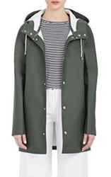 Stutterheim Raincoats Stockholm Raincoat Green