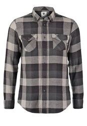 Element Tacoma Shirt Flint Black