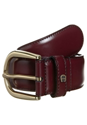 Aigner Belt Red