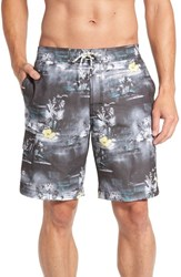 Tommy Bahama Men's 'Baja Twilight Tropics' Swim Trunks