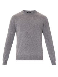 Paul Smith Crew Neck Cashmere Sweater