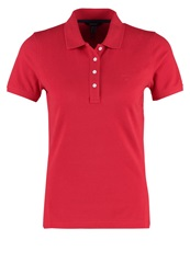 Gant The Summer Polo Shirt Bright Red