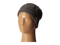 Columbia Cabled Cutie Beanie Charcoal Heather 2 Beanies Gray