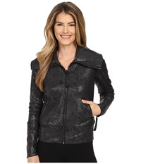 New Balance Shadow Jacket Black Multi Women's Coat