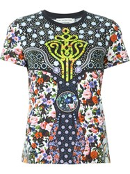 Mary Katrantzou 'Cosmo' T Shirt Multicolour