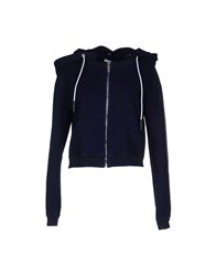 Jean Paul Gaultier Sweatshirts Dark Blue