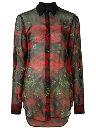 Marcelo Burlon County Of Milan 'Cartago' Shirt Black