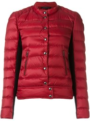 Belstaff Padded Jacket Red