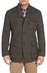 Men's Brooks Brothers Harris Tweed Hybrid Jacket