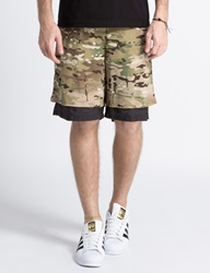 Mark Mcnairy Multicam With Black Nitro Party Hard Shorts
