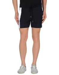 Bikkembergs Sweat Shorts White