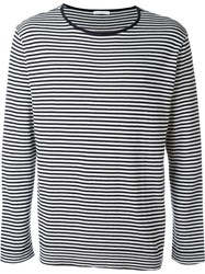 Societe Anonyme Boat Neck Sweater Blue