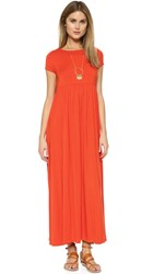 Rachel Pally Christopher Maxi Dress Caliente