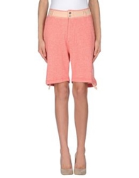 Dr. Denim Jeansmakers Bermudas Salmon Pink