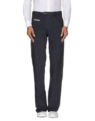 Armata Di Mare Trousers Casual Trousers Men Dark Blue